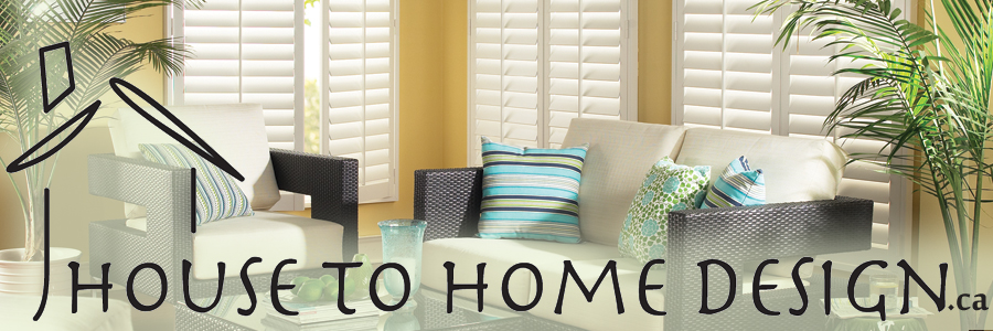 House To Home Design Offers Quality Custom Blinds Shutters And - House to home designs